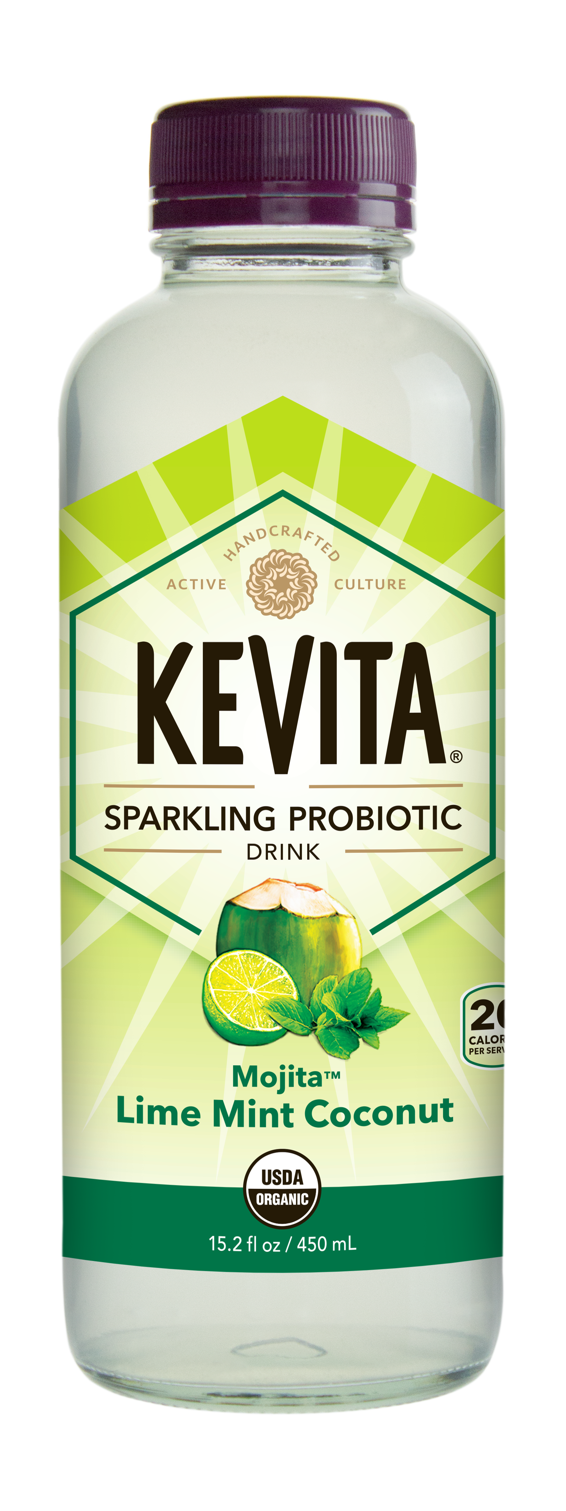 Love this flavor -- not very sweet but something about it.... super refreshing and overall delicious.