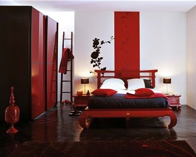 La chambre zen, idéale pour se détendre | Chambres exotiques, Feng ...