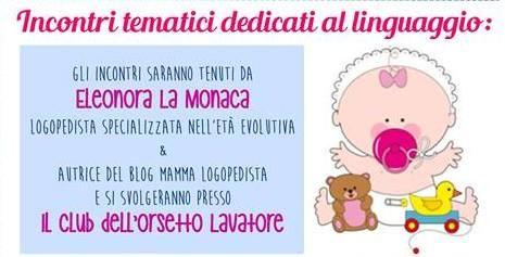 A Parma incontri tematici dedicati al linguaggio e sportello gratuito con la logopedista http://www.mammalogopedista.it/wordpress/a-parma-a-il-club-dellorsetto-lavatore-incontri-tematici-dedicati-al-linguaggio-e-sportello-gratuito-con-la-logopedista/…