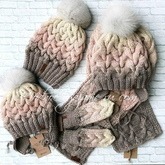Degrade Şapka Nasıl Yapılır #bonnets