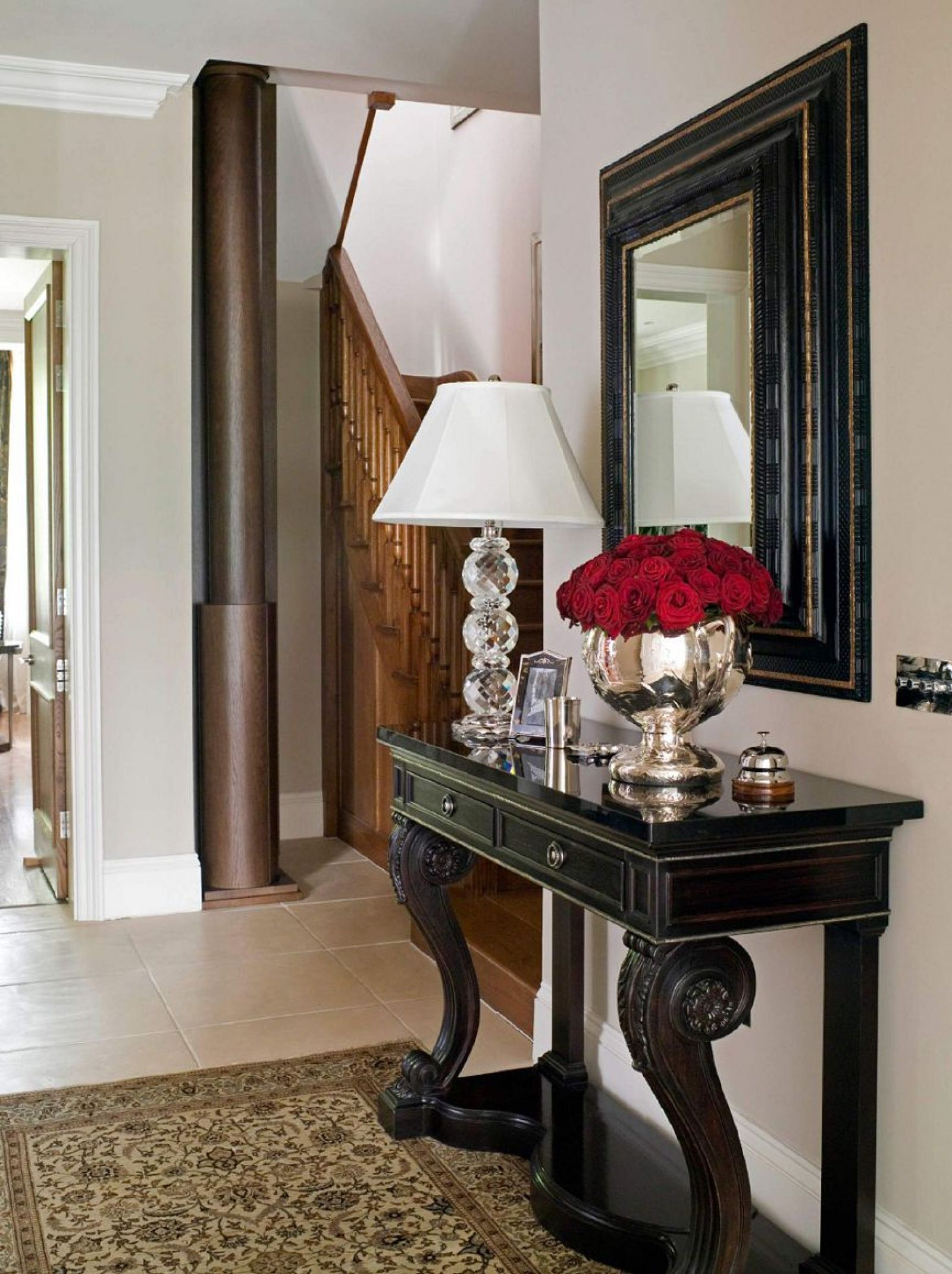 pin by relaineswisher on living room in 2020 art deco on small entryway console table decor ideas make a statement with your home s entryway id=28019