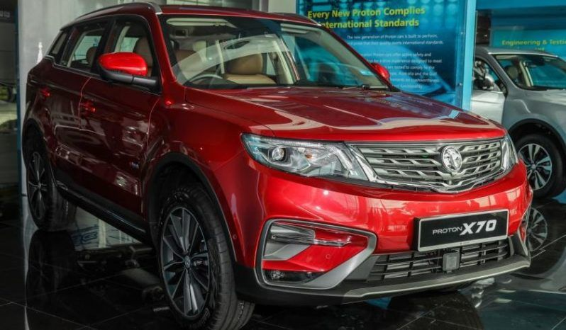 2020 Proton X70 Suv Price Overview Review Photos Fairwheels Com In 2020 Suv Prices Protons Suv