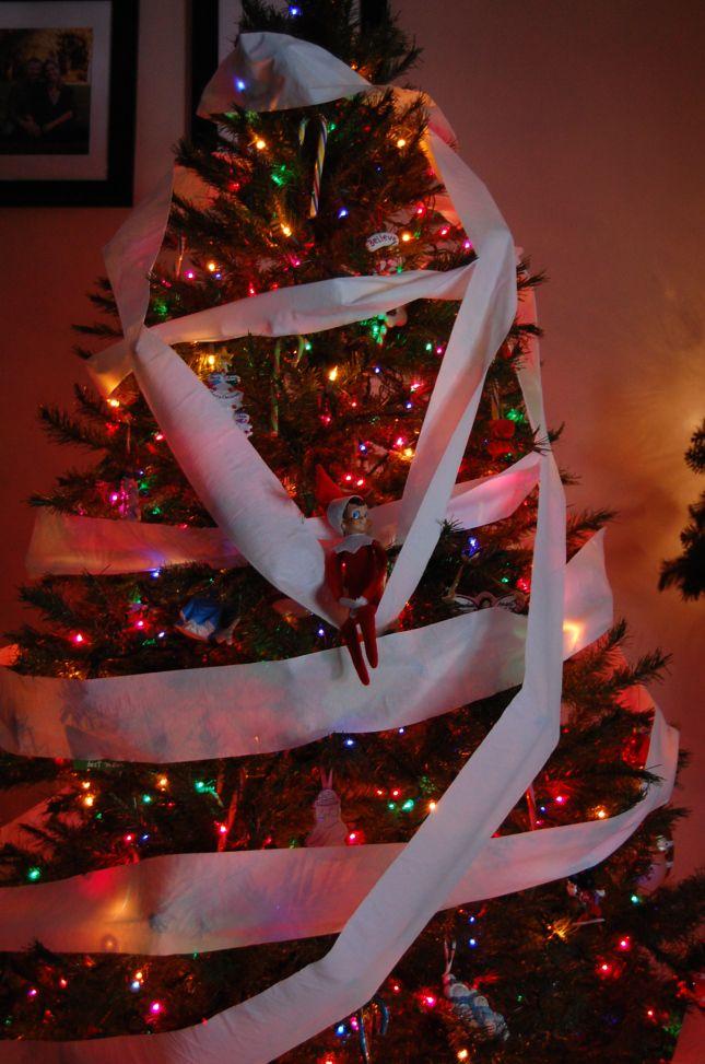 Wrappings Little Elf Tree