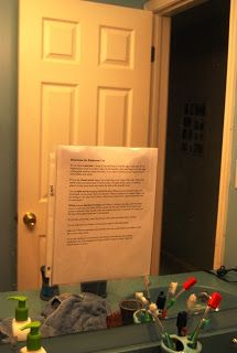 Kid Friendly Organic Life: Bathroom Etiquette for the Unenlightened (or Deaf)