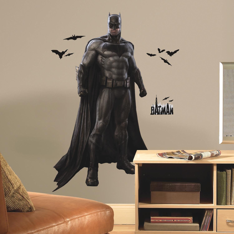 Batman vs superman batman peel and stick giant wall decal g batman vs superman batman peel and stick giant wall decal amipublicfo Choice Image