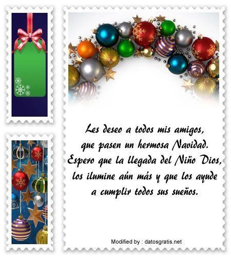 Versos Para Enviar En Navidad A Amigos Enviar Imàgenes De