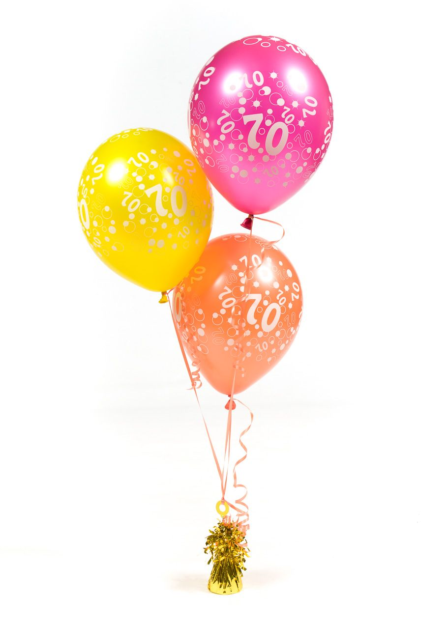 A Year to Celebrate 30 30th Birthday Party SuperShape Shaped Mylar Balloon