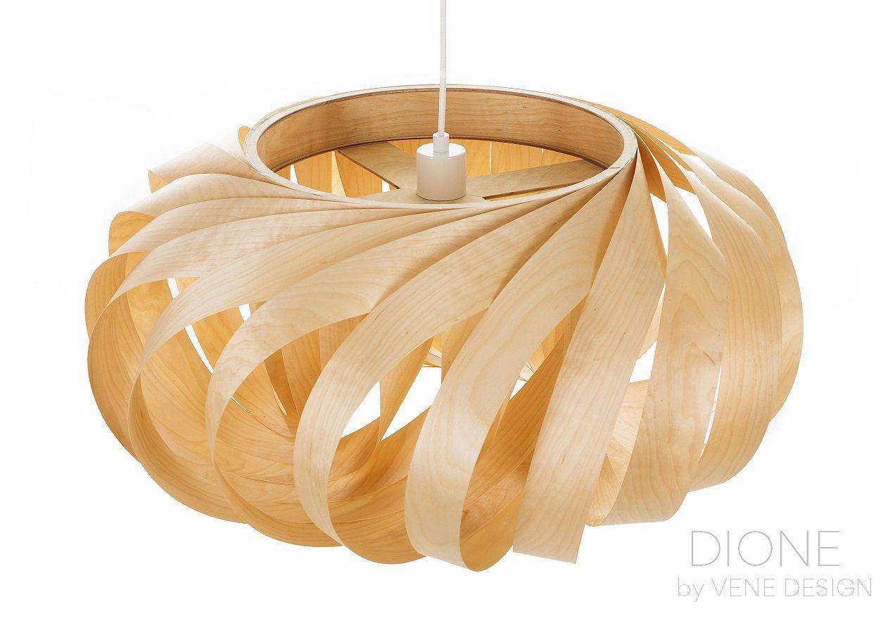 Dione Wood Lamp Veneer Pendant Lamp Veneer Lampshade Ceiling Light Modern Light Walnut Birch Alder Free Shipping In 2020 Lamp Wood Lamps Pendant Lamp