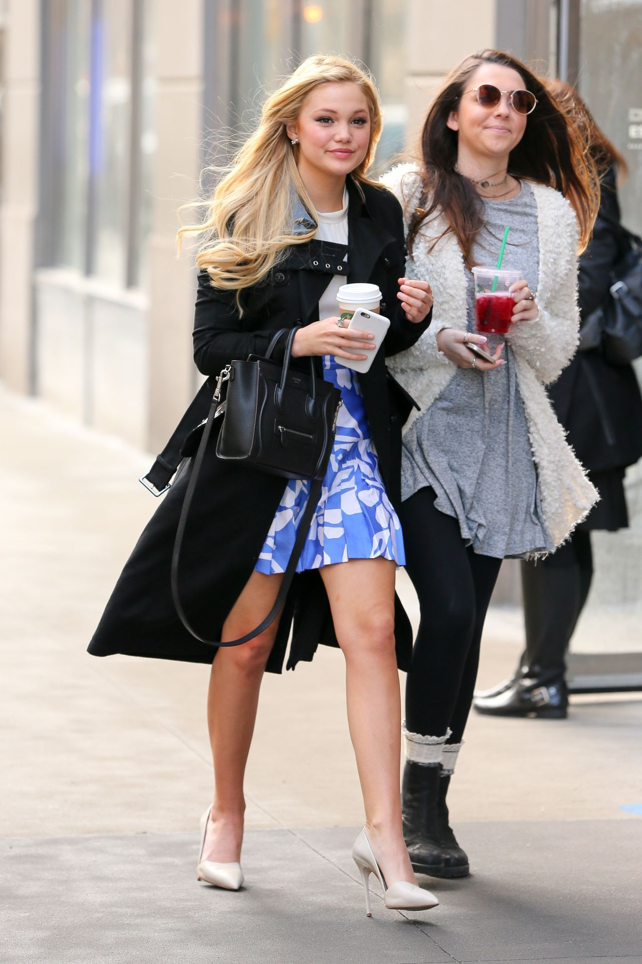 march 2015 latest fashion pictures | Olivia Holt Casual Style – Out in New York City, March 2015