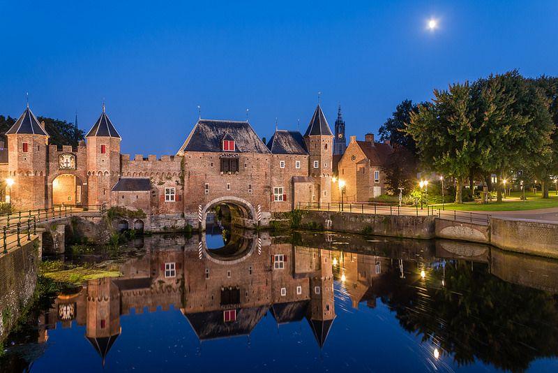 De Koppelpoort in Amersfoort, the Netherlands