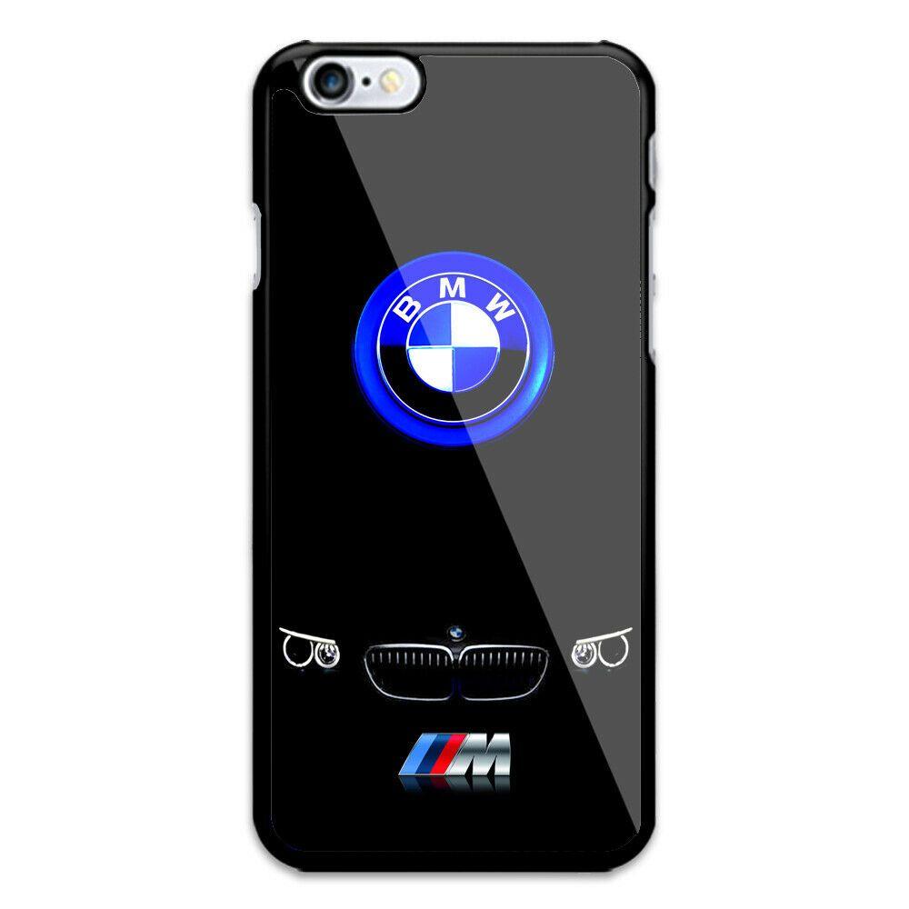 Bmw amg logo black car iphone 6 7 8 x xr xs max plastic