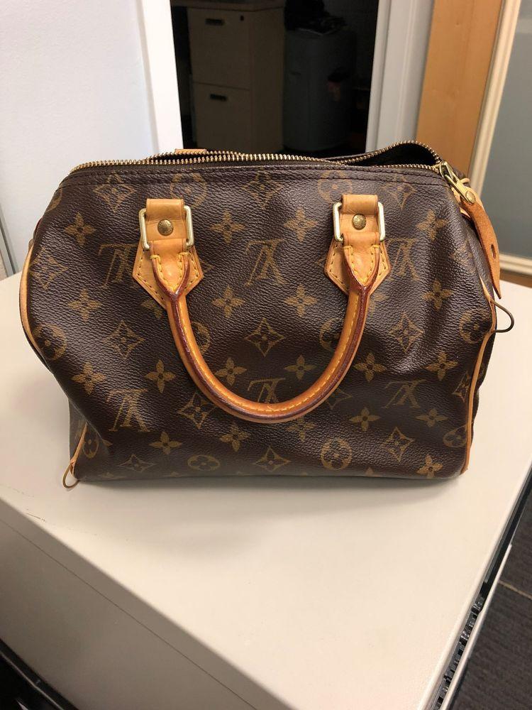 99a5ddc2bc0 louis vuittons handbags speedy 30 monogram #fashion #clothing #shoes  #accessories #womensbagshandbags (ebay link)