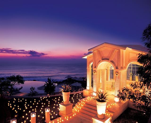Blue Point Chapel Uluwatu Sunset Beach Weddings Wedding Beach Ceremony Sunset Wedding Theme