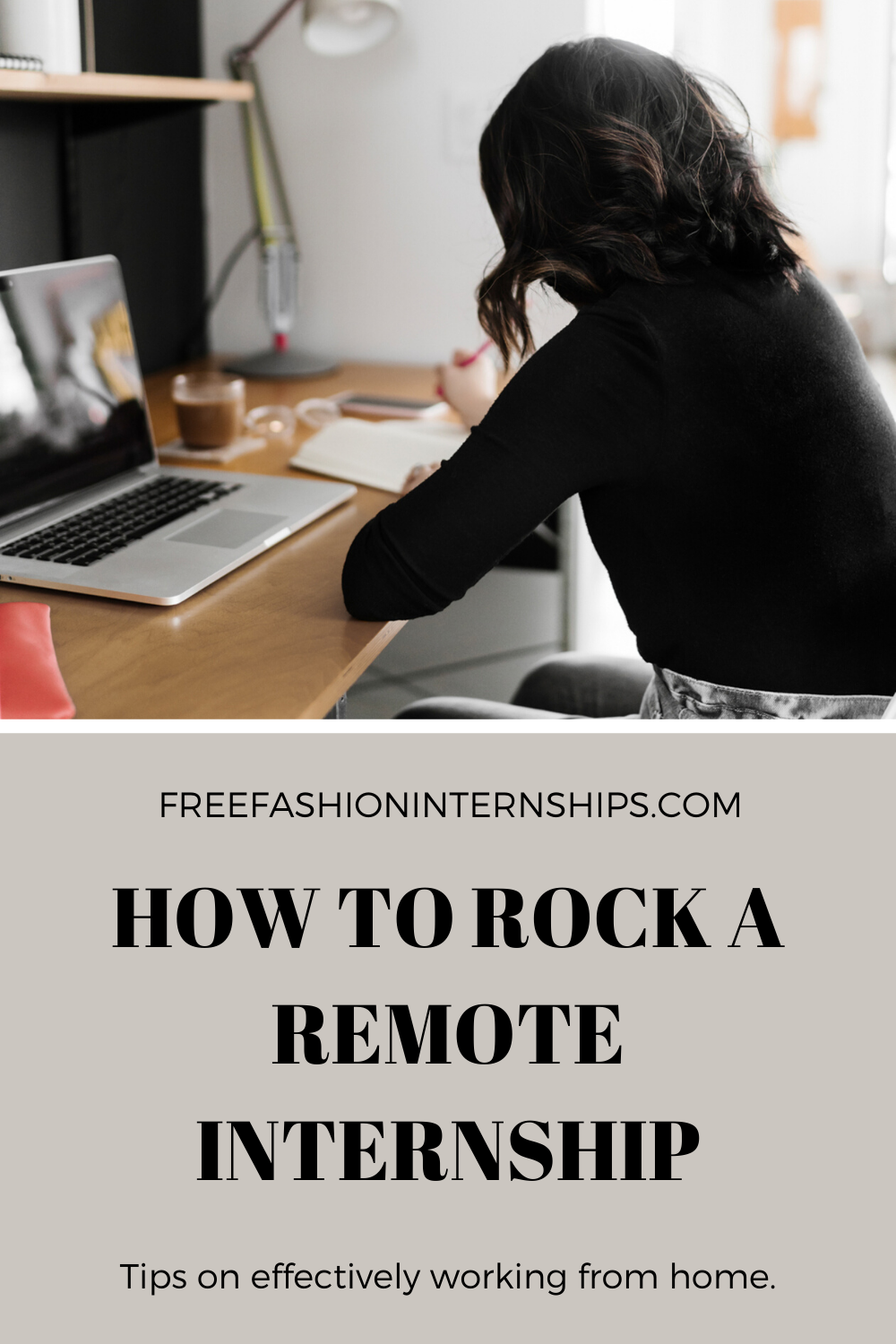 How To Rock A Remote Internship In 2020 Internship Working From Home Remote