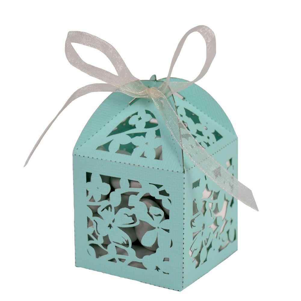 Beautiful Laser Cut Magnolia Wedding Favor Box See More Ideas