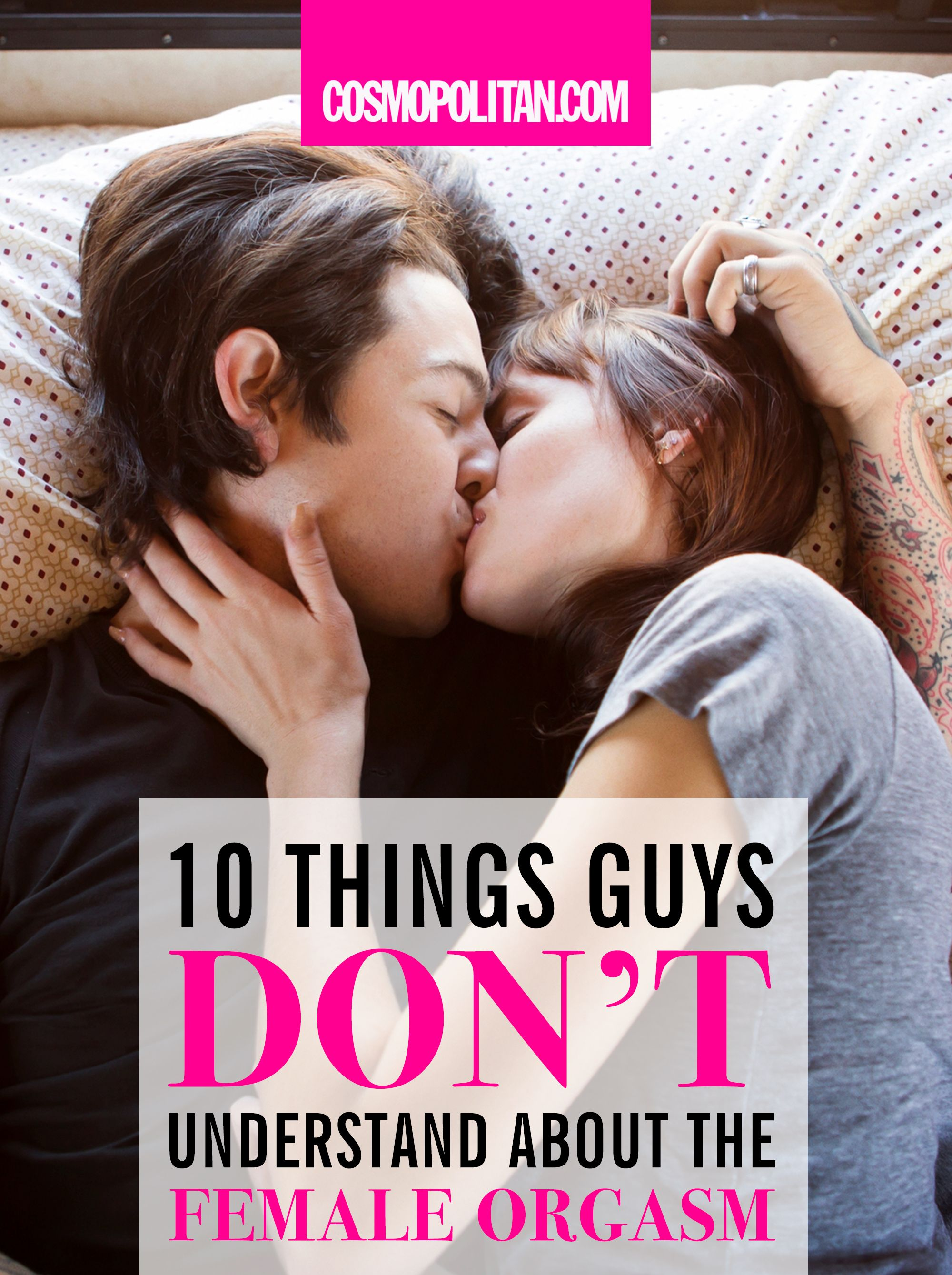Cosmo dating advice for men