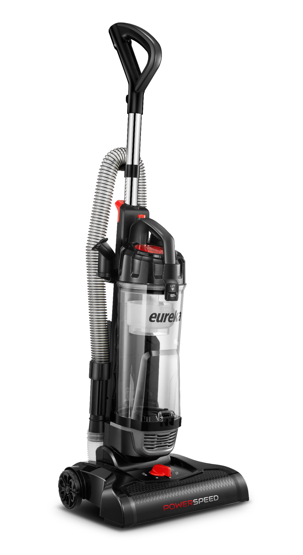 Eureka PowerSpeed Lightweight Upright Vacuum, NEU180
