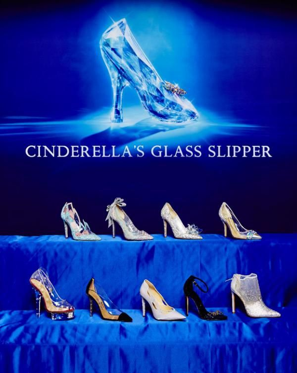 17f72550e View the Swarovski unveils designer interpretations of Cinderella's glass  slipper photo gallery on Yahoo News. Find more news related pictures in our  photo ...