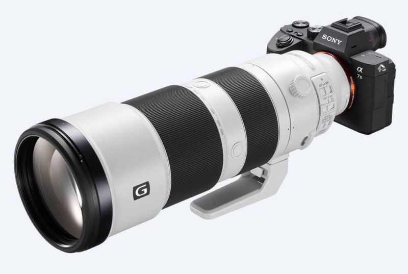 Sony Unveils 200 600mm F 5 6 6 3 And 600mm F 4 Super Tele Lenses Camera Hacks Sony Best Camera