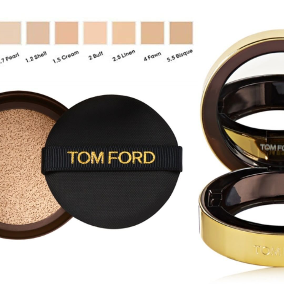 Tom Ford Traceless Touch Foundation Satin Matte Cushion Spf 45