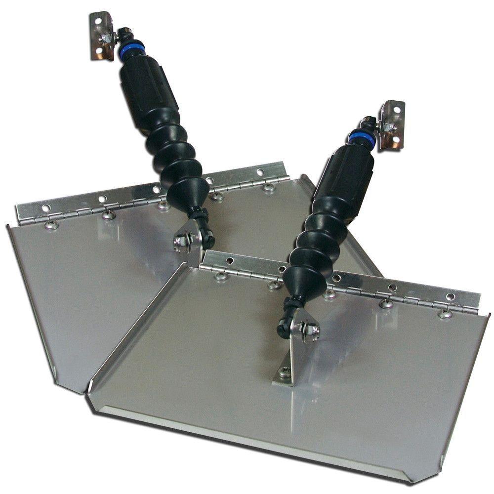 NAUTICUS SMART TABS 9 X 8 12-16FT W// 40-80HP