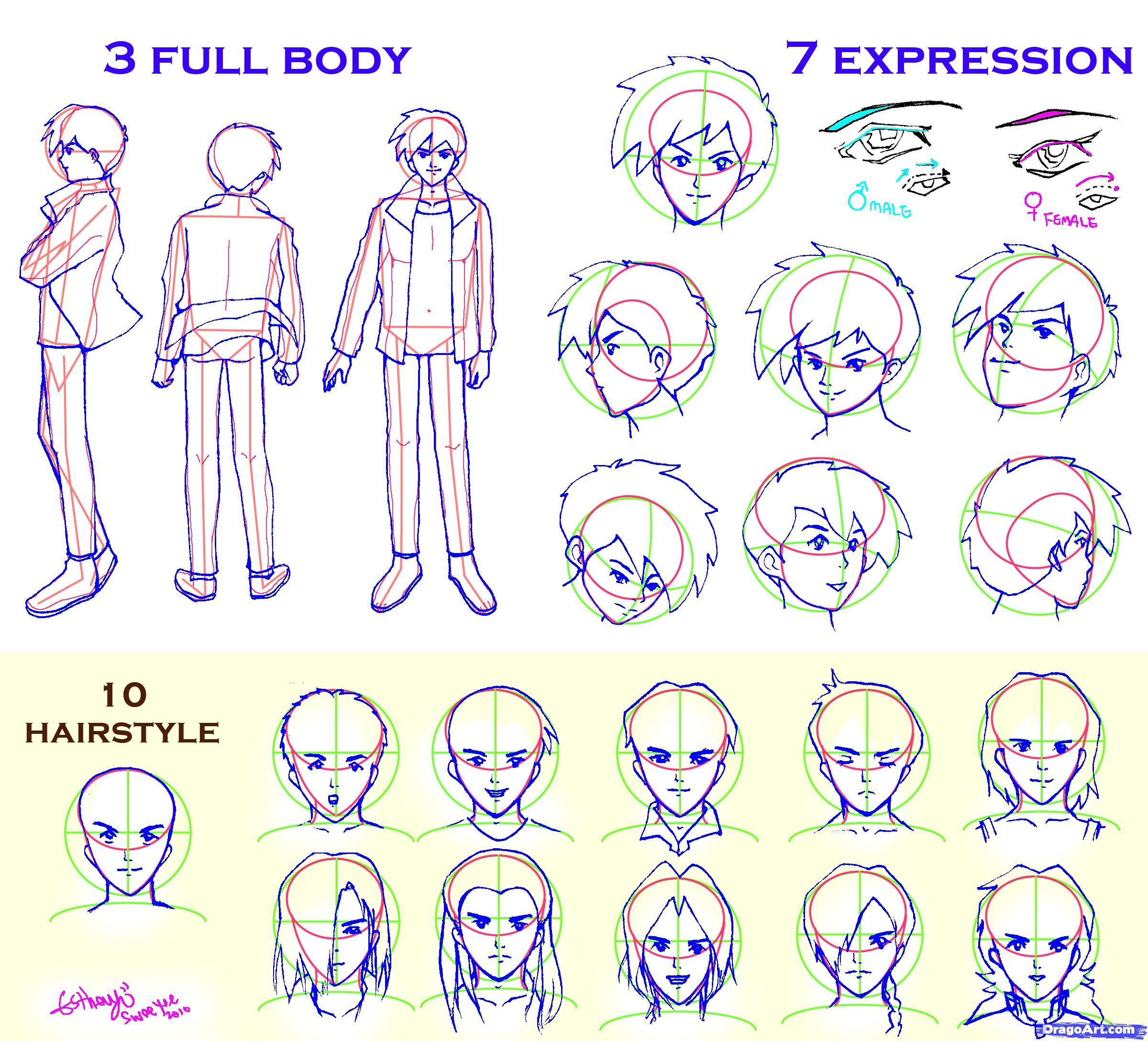 Male Manga Guidelines Guy Drawing Hand Drawing Reference Anime Drawings