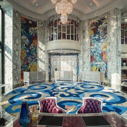 """Cùng khám phá cận cảnh phòng khách sạn 6 sao đầu tiên ở Sài Gòn với giá """"siêu khủng"""" mà mới nghe thôi bạn đã phải giật mình."""