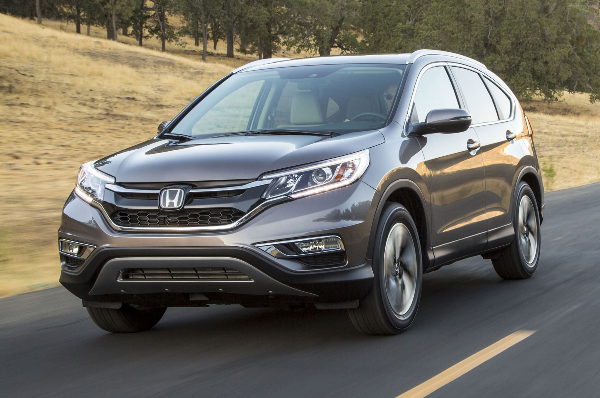 2015 Honda CRV leads the pack with new updates. Check it