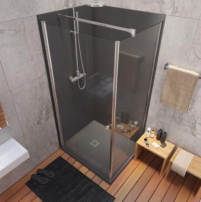 Madera en el cuarto de baño #nature #homedeco #homestyle # ...