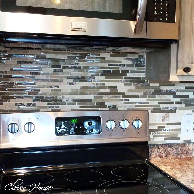 Diy Mosaic Tile Backsplash How To Kitchen Design