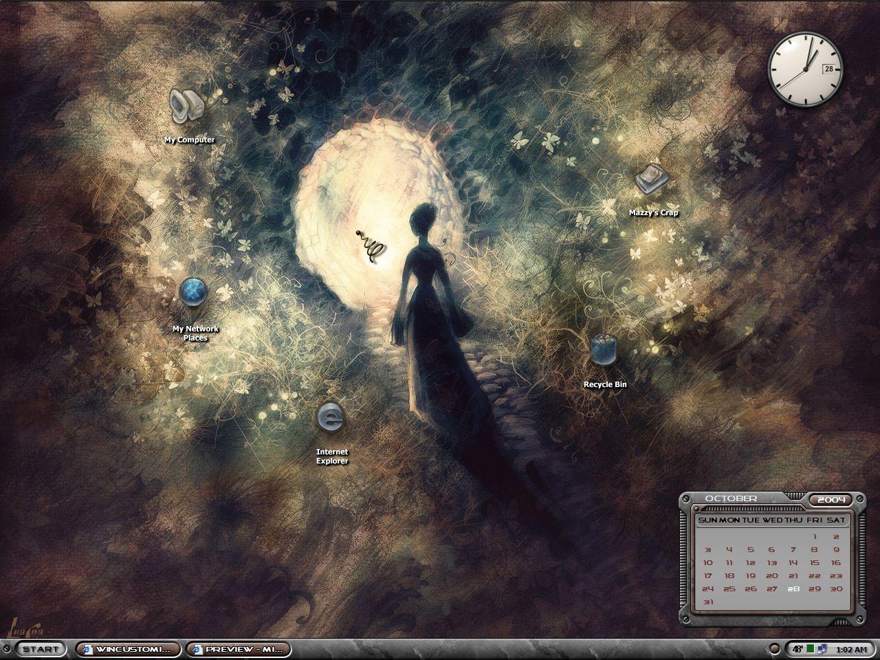 The Desktop Of Mazz 29 by Mazzy12345.deviantart.com on @deviantART
