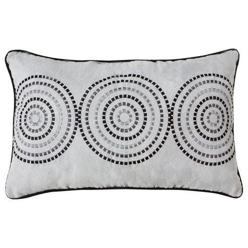 Hometrends Circles Oblong Throw Pillow Home Decor Pinterest Amazing Better Homes And Gardens Langston Collection Oblong Decorative Pillow