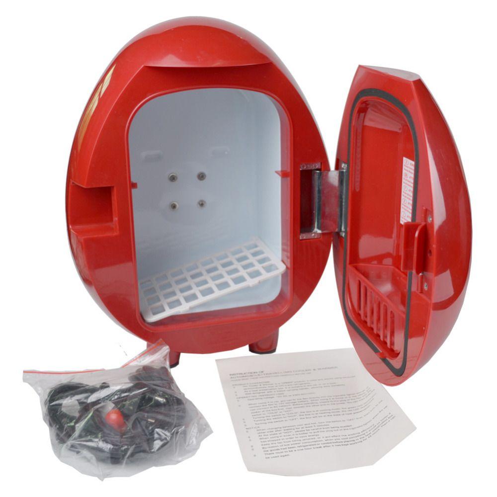 Smad Abs Termoelektryczne Mini Lodowka Przenosna 12 V Auto Samochodow Lodowka Chlodzenia I Ogrzewania Kompaktowe Pole Refrigerator Freezer Refrigerator Fridge