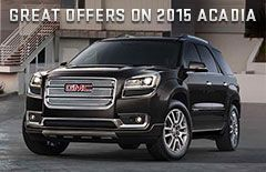 See Great Offers On The 2015 Gmc Acadia Mid Size Suv Lease