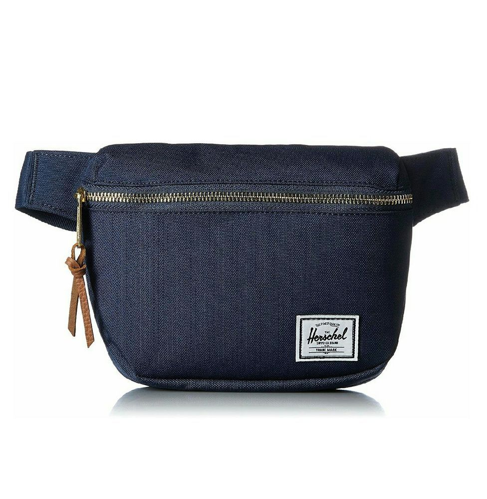 93ce7efd2f8 Herschel Supply Co. Fifteen Hip Sack Fanny Pack Waist Pack Navy Blue   Crosshatch  FannyPack  herschelsupplyco  womensfashion  mensfashion