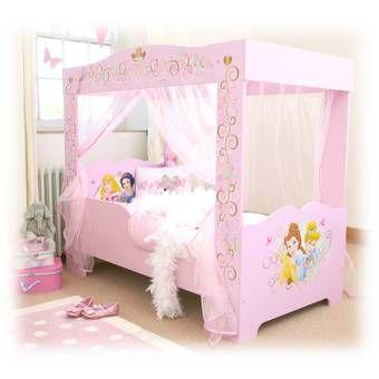 Lit A Baldaquin Pour Tout Petit Disney Princess Idees Pour La