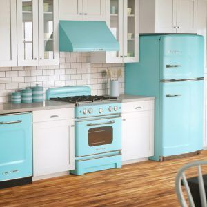 1950S Reproduction Kitchen Appliances | http://onehundreddays.us ...