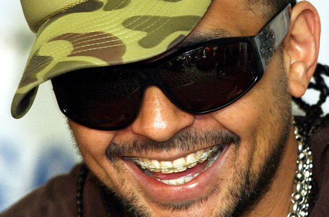 Jamaican Reggae And Hip Hop Star Sean Paul Was Happy 7000798 Jpg