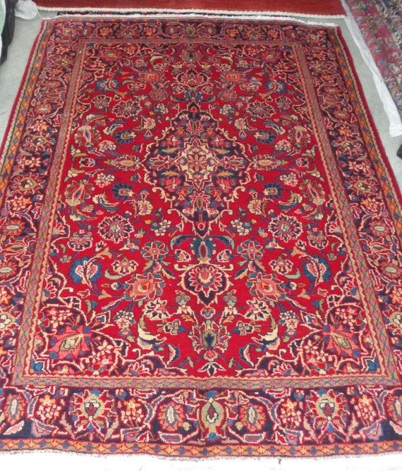 Handmade Persian Rug As Seen On Shark Tank 4x6 By Toossiruggallery Persian Carpet Carpet Handmade 4x6 Area Rugs