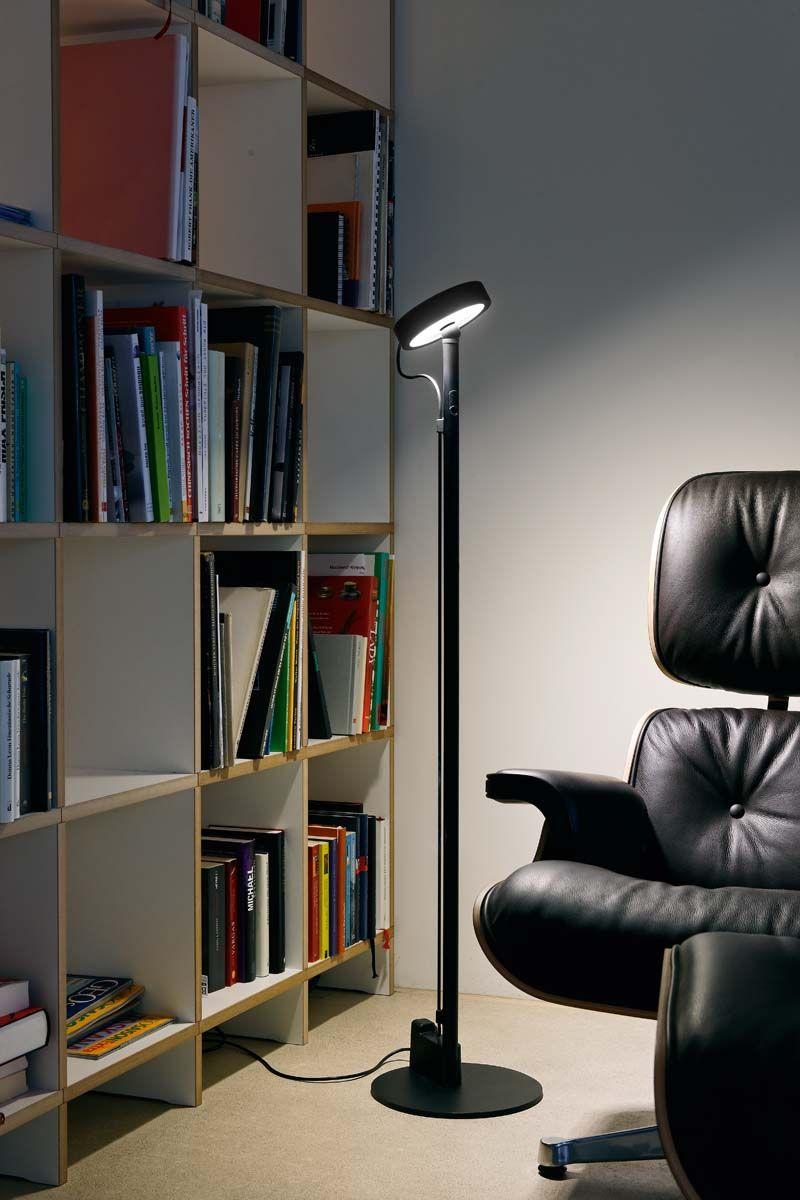 Belux - U-turn leeslamp #design #verlichting #lighting #Eikelenboom ...