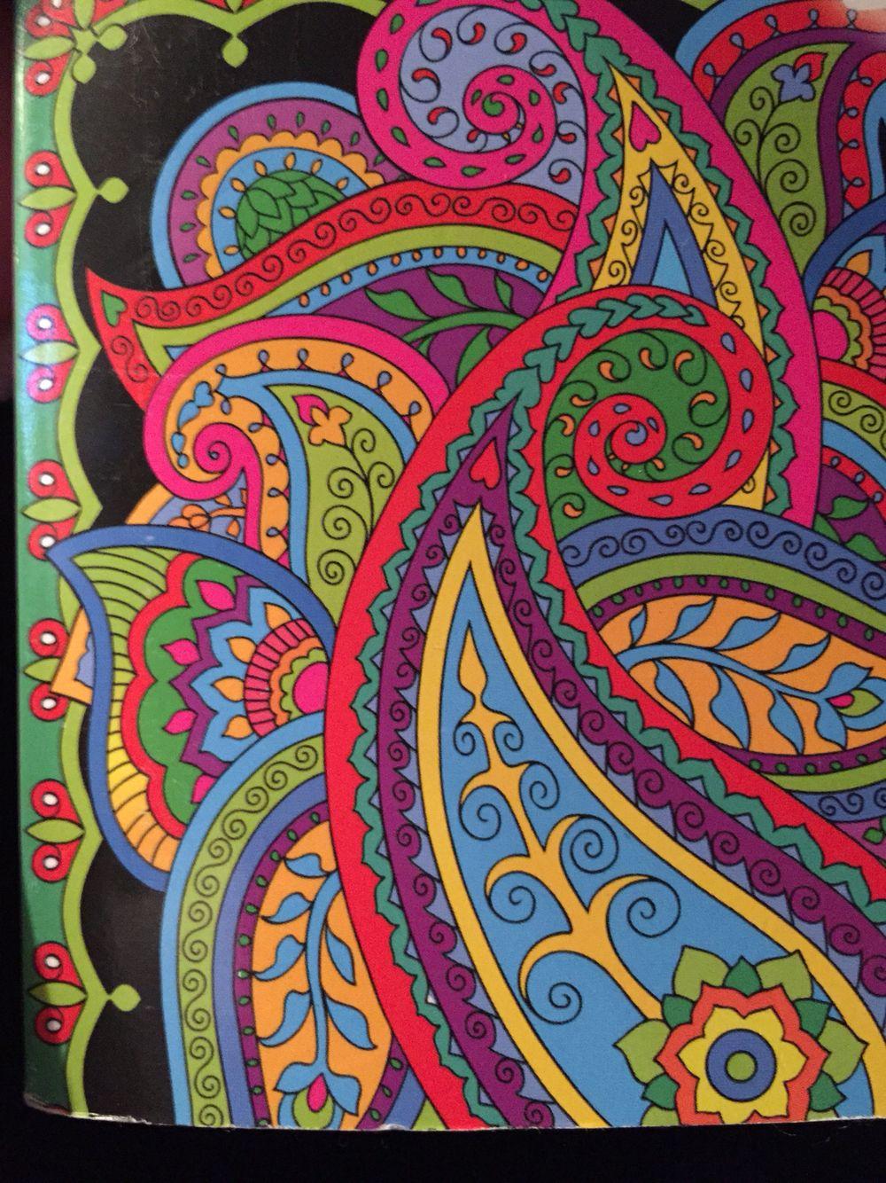 Zentangle | Painted sticks, Fabric painting, Paisley pattern