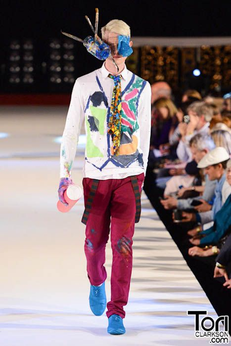 Fashion Colors from Brian Chan: Photo Gallery + Video