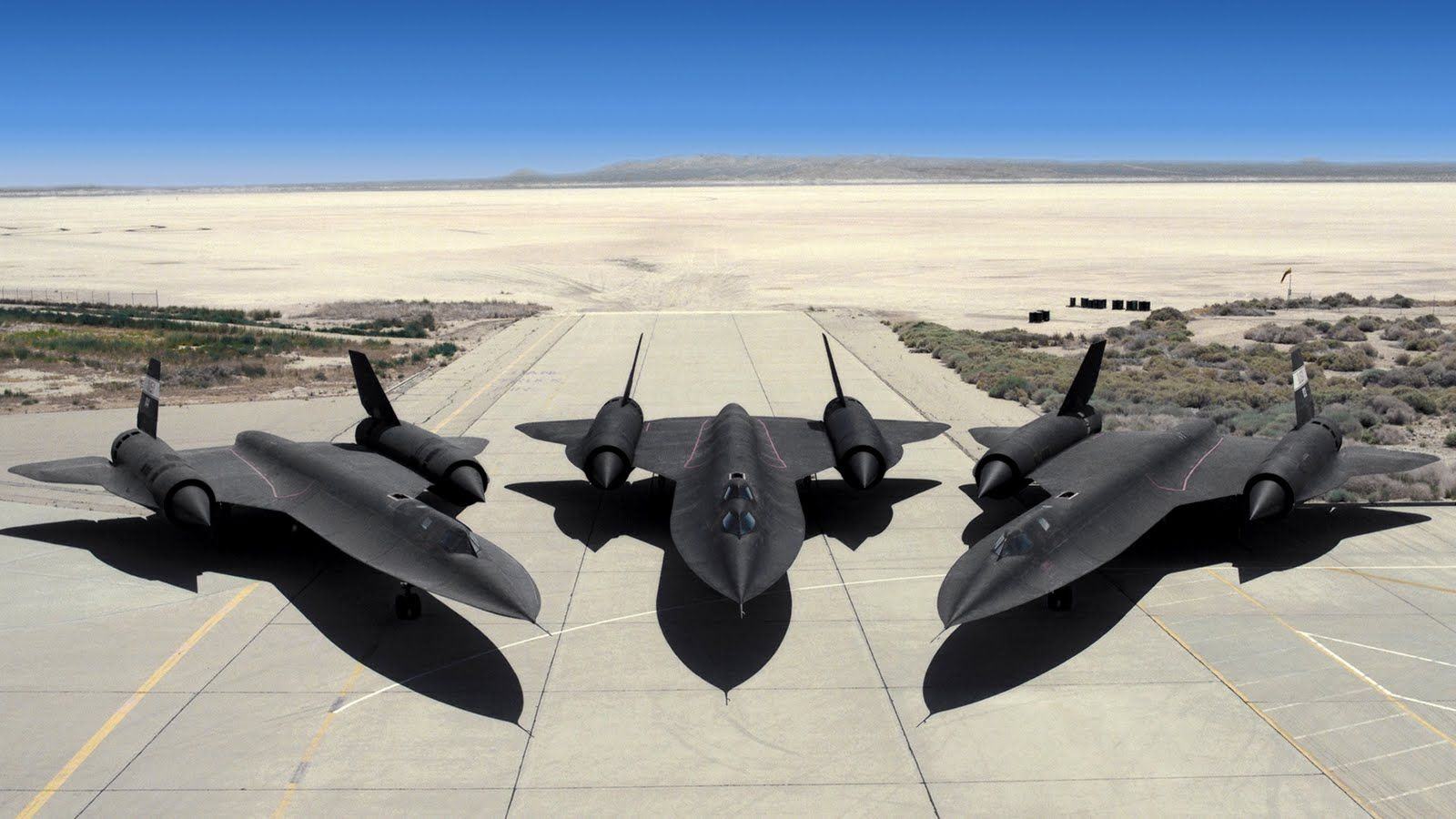 — Lockeed Martin SR71 Blackbird