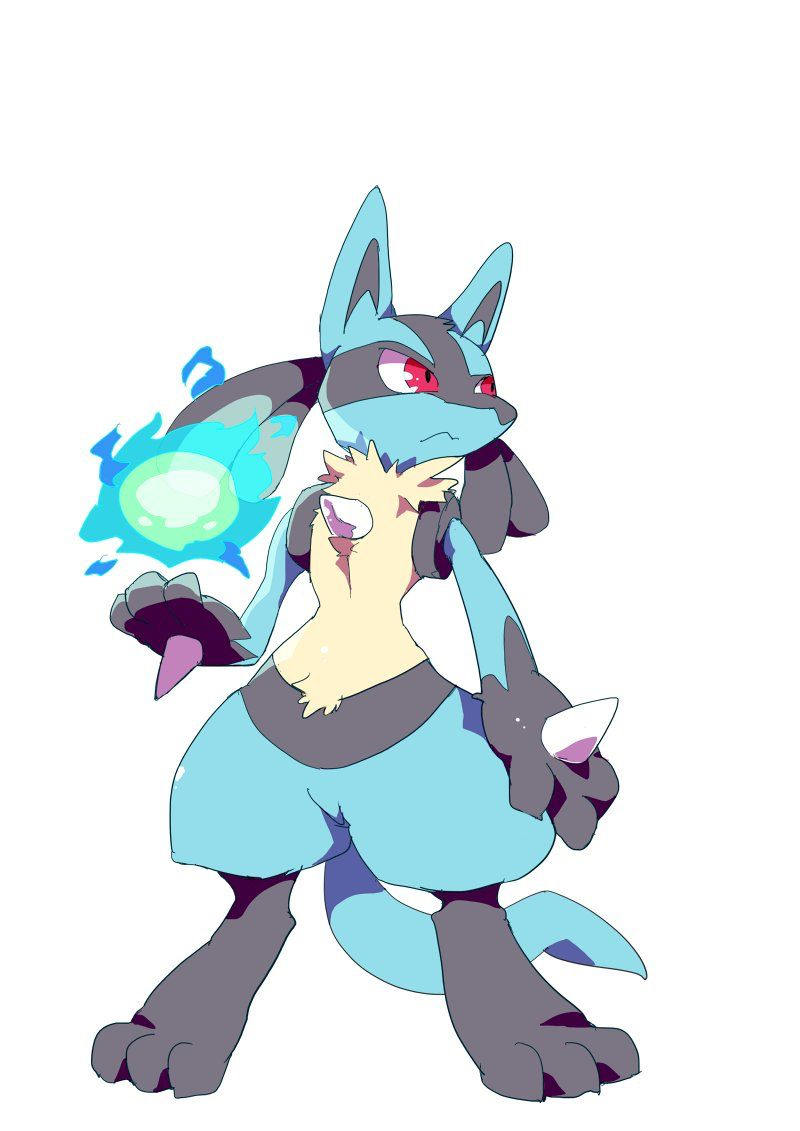pokemon y how to get lucario