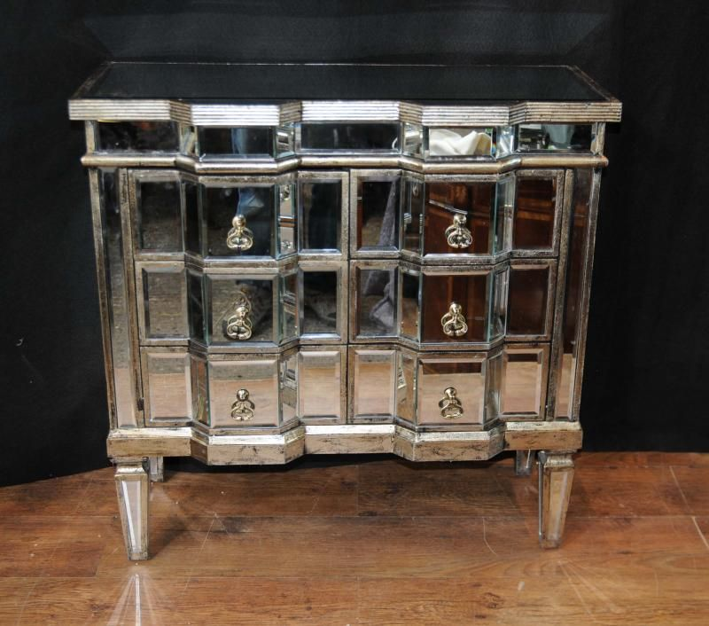 art deco furniture north london. art deco mirror chest drawers mirrored furniture chests cabinet north london p