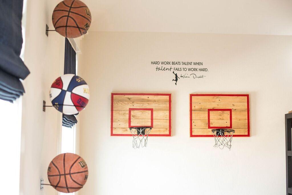 Inspirational Sports Room Design Ideas