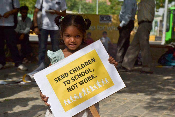 Send Children to school