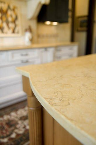 Jerum Gold Limestone Countertops