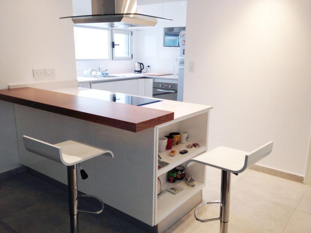 Nuestros Clientes Eligieron Realizar Muebles De Cocina En Blanco  # Muebles De Cocina Faplac