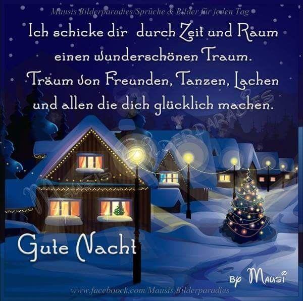 Pin Von Monikabarth Auf Guten Abend Gute Nacht Gute Nacht Grusse